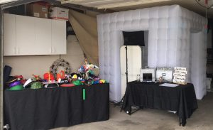 Picture Perfect's LED Photo Booth on Event