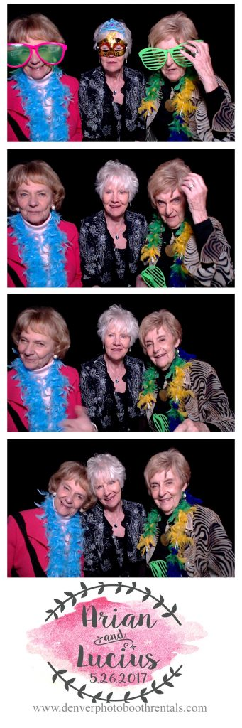 Photo booths for all ages
