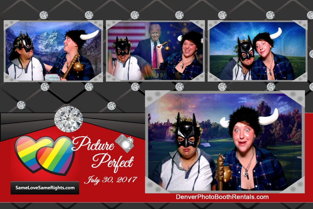 LGBT Photo strip – Picture Perfect