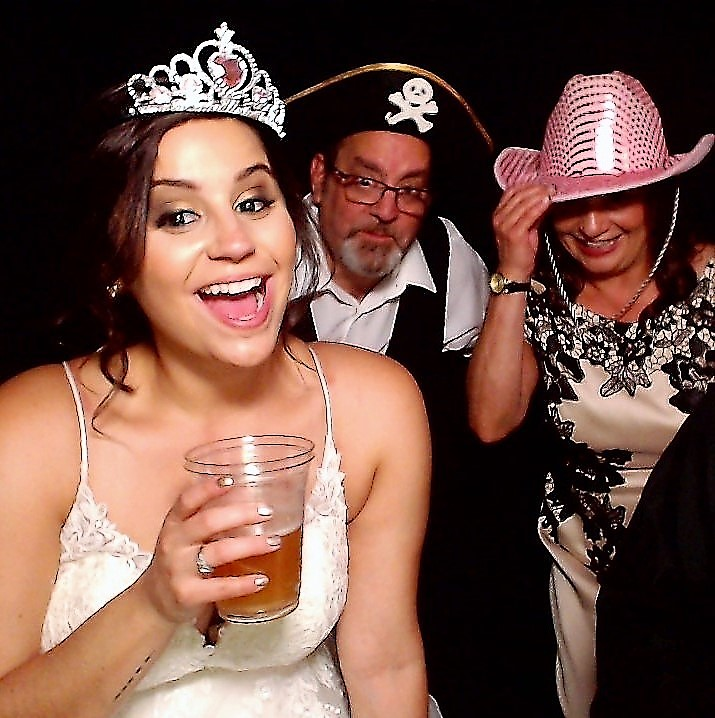 Photo booth crown, tiara