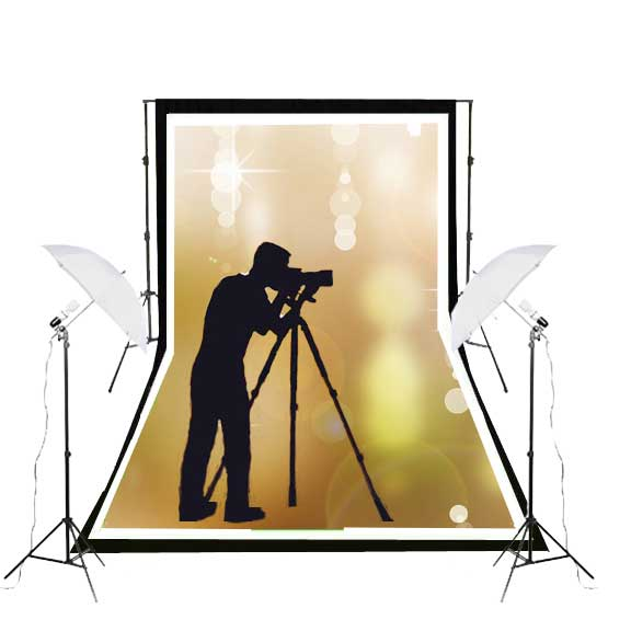 Fashion Runway Photo Booth. This photo booth includes a large backdrop that you will stand in front of for your pictures. It is an open style like our Open Air Photo Booths.
