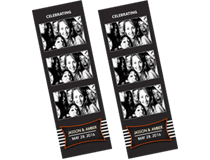 "2""x6"" Photo Booth Strip"